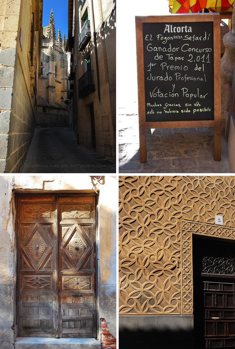 A taste of Segovia, Spain.