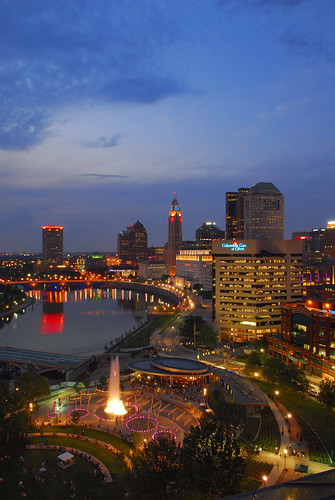 The Scioto Mile