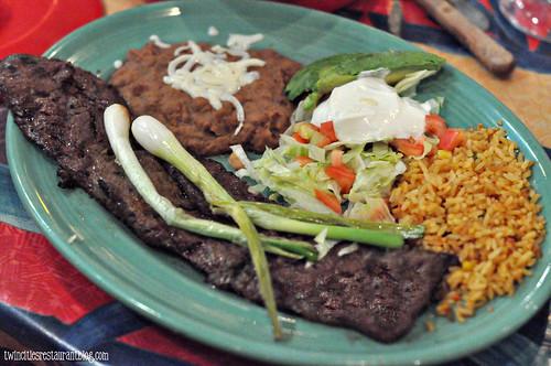 Carne Asada at Casa Margarita ~ La Grange, IL