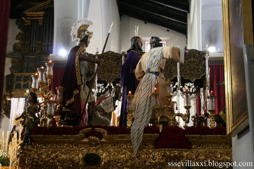 Nuestro padre Jesús ante Anás, Martes Santo 2011