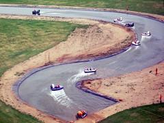 Hovercraft-Rennstrecke (Europa Meisterschaft 2002)