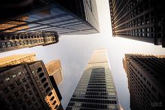 || New York - Sky Scrapers || (dmkdmkdmk) Tags: new city urban newyork skyline architecture america nikon skyscrapers manhattan northamerica bigapple hdr d700 yorkwolkenkratzernusa