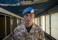 UK TA Soldier on the UN Line in Cyprus (Defence Images) Tags: uk army greek military cyprus un civilwar unitednations british britisharmy ta defense defence patrol turkish divided reserves nicosia cyp territorialarmy