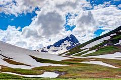 110709_JTSi_0677_d_h.jpg (panafoot) Tags: usa nature clouds landscape outdoors hiking backpacking co sanjuanmountains uncompahgrewildernessarea martterhornpeak