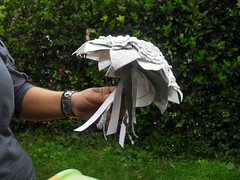 Ramo de noiva, Bouquet de feltro (pregadeiras de feltro) Tags: feltro livrodehonra lembranasdecasamento coraodeviana bouquetdefeltro lembranasbaratas tamodefeltro