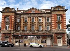 Tottenham Palace 4254 (stagedoor) Tags: uk england cinema london architecture teatro kino theater theatre olympus palace cine e3 bingo highroad auditorium edwardian grade2 listed tottenham greaterlondon brucegrove tottenhampalace wylsonlong