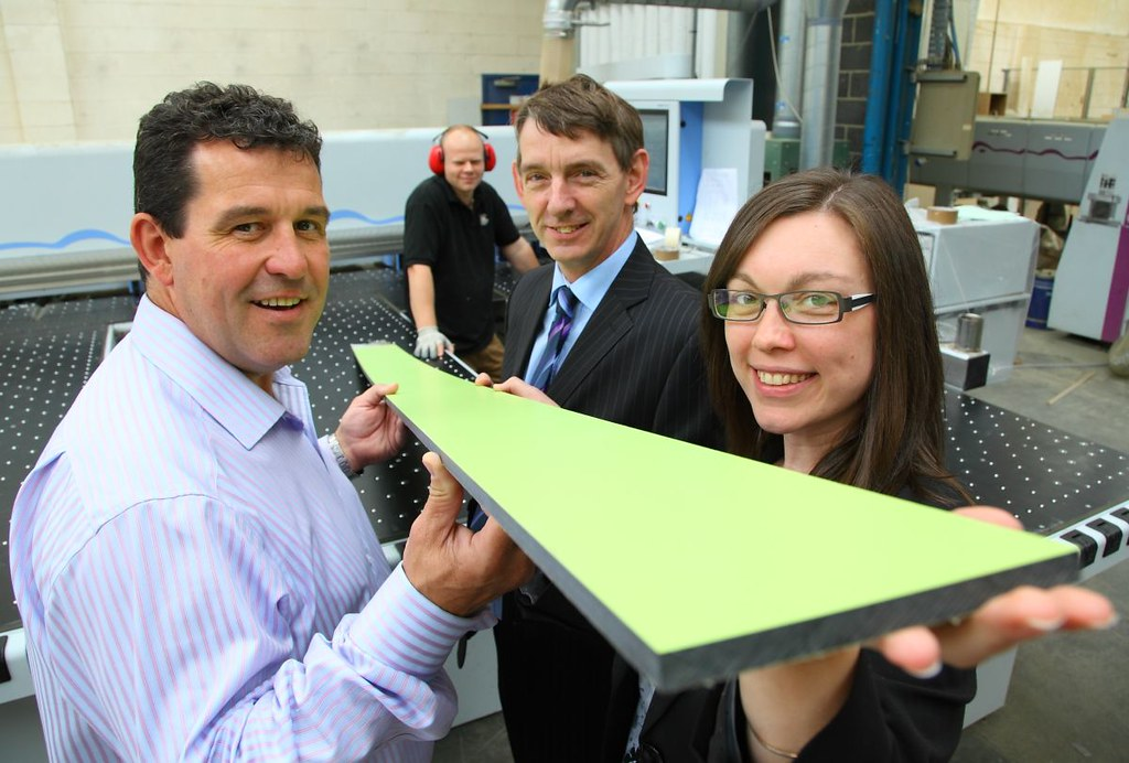 Latimer Hinks Help Local Manufacturer to Purchase its own Premises