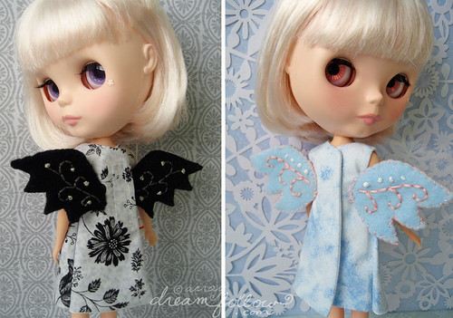 Little Wing dresses!