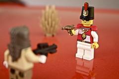 Retro Ray Gun (Sir Glub) Tags: cool lego awesome weapons brickarms gibrick