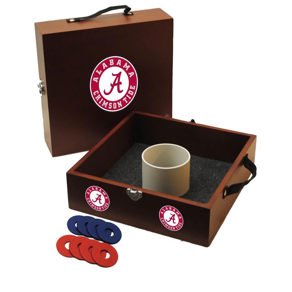 Alabama Washers Toss Game
