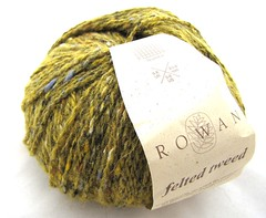 rowan felted tweed 155