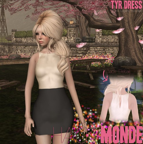 Haut Monde - Tyr Dress