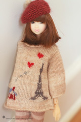 love love Eiffel Towerday (++ Jiajia ++) Tags: eiffeltower momoko jiajiadoll