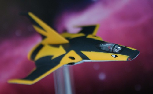 Space Battleship Yamato - 1/1/44 Black Tiger - 1 by AntSizedMan