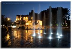 Folkestone Interactive Fountain, by Mat (Mat Mackenzie) Tags: fountain kent harbour interactive folkestone shepway