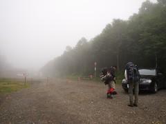 霧の銀泉台