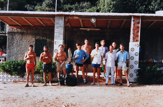 Guhyaloka people   early building team