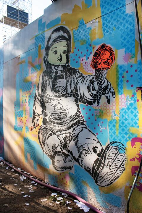 Stencil Land @ Tecnopolis