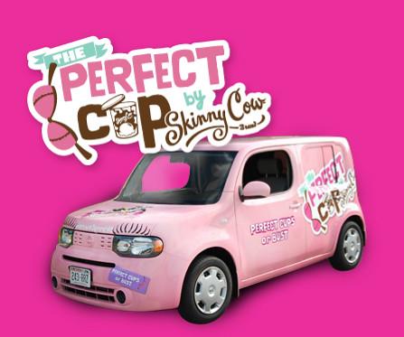 SkinnyCup Car