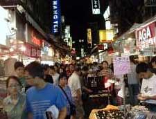 S1124士林夜市と台北101展望台夜景(プライベートツアー/鼎泰豊での夕食)