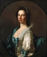 Allan Ramsay Portrait of Mrs Cambell; née Susan Erskine of Menzies (lilikk) Tags: oilpainting alanramsay portraitpainting britishartists 18thcenturyart