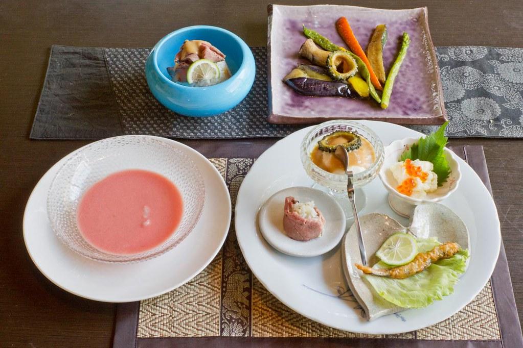 Mikawa's Lunch #1