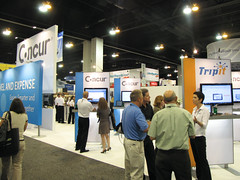 Concur and TripIt at GBTA