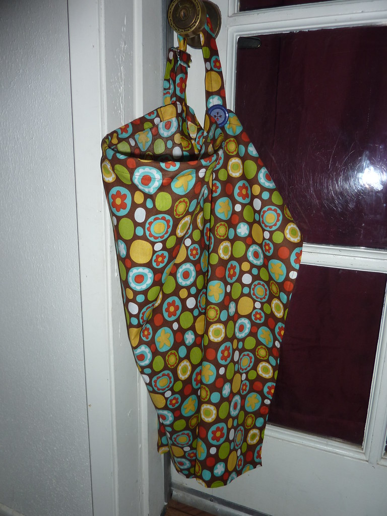 Multi Dot Nursing Cover