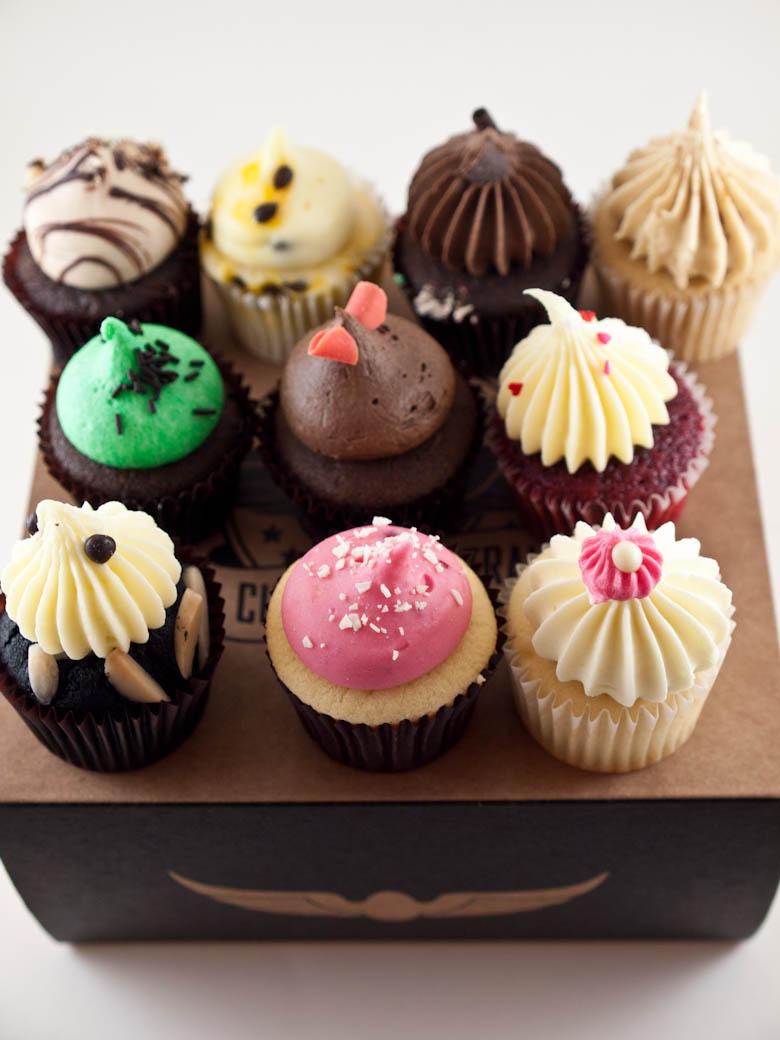 Cupcake Central - Babycakes