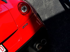 Gee Tee OH! (WFoxPhotography) Tags: red detail shot ferrari exotic vehicle gto 599