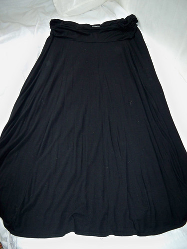 Black Phase 8 Skirt