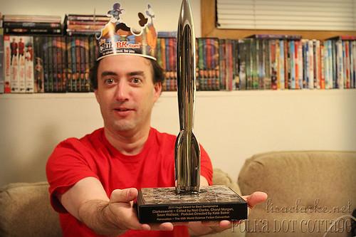 (Burger) King of the Hugo Awards