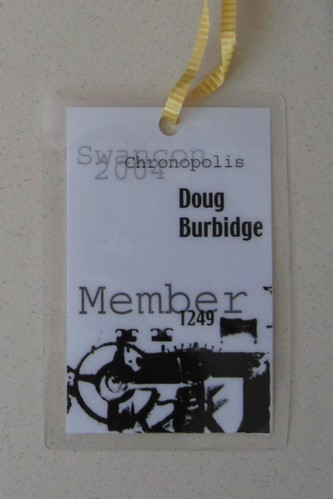 Swancon 2004 badge