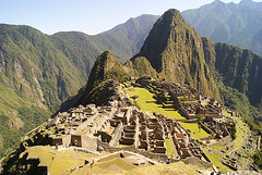 Machu Picchu • La ciudad