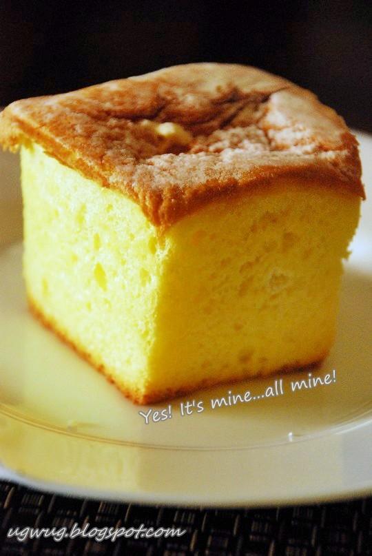 Hokkaido Cake, RT Pastry House