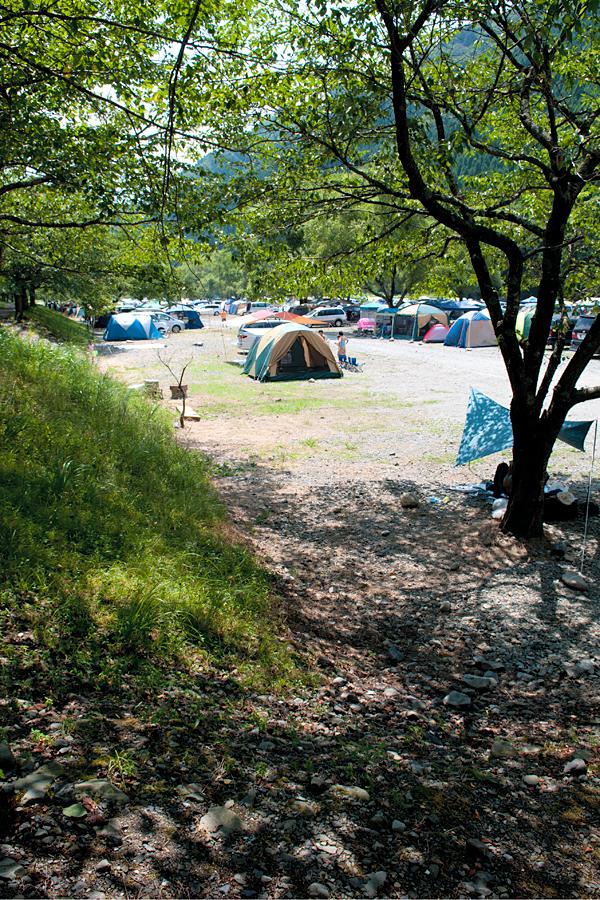 キャンプ場|滋賀県高島市朽木