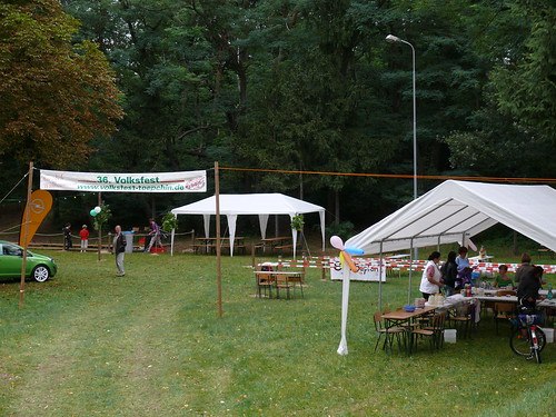 36. Volksfest in Töpchin