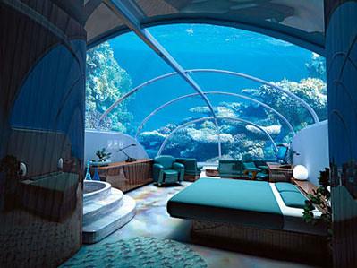 Bacalao Con Papa Hydropolis Dubai El Hotel Submarino Mas Lujoso Del