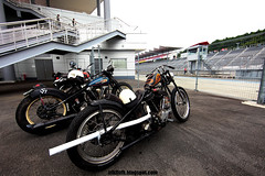 11-08-28D057 (motoyan) Tags: bike race chopper harley panhead fisco