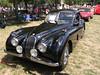 1950 Jaguar XK120 FHC (Fixed Head Coupe) (cjp02) Tags: show classic car vintage indiana days british motor zionsville fujipix av200 cjp02 1950jaguarxk120fhcfixedheadcoupeindy
