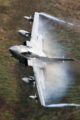 """Steaming Tornado"" (PhoenixFlyer2008) Tags: wales speed canon loop low 300mm level tornado f28 vapour raf mach googleimages panavia gr4 machloop marham neilbates"