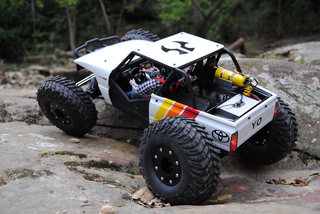 Builder Presentations :: The Official Axial Wraith Buildoff