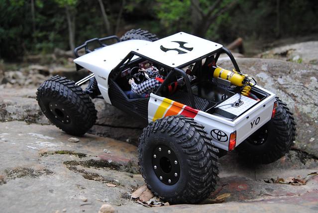 Axial Wraith Body Rccrawler