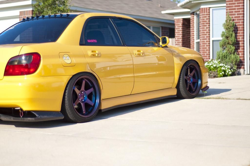 Buy used 2003 Subaru Impreza WRX Wagon AWD Turbo Manual ... |2003 Impreza Wrx Wagon Stanced