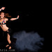 Maria Sokolova : smoke and a gorgeous belly dancer