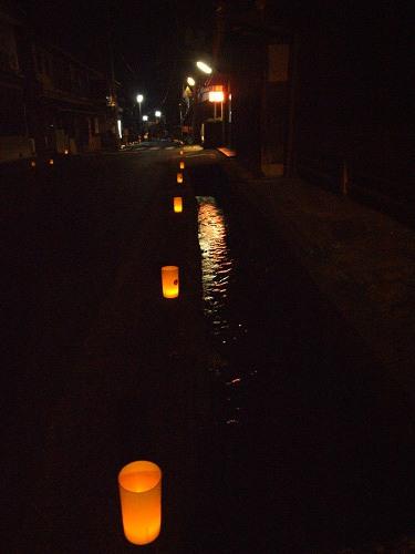 宇陀松山夢街道町並みライトアップ-08