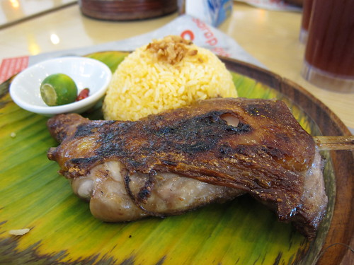 Bacolod's Chicken Inasal