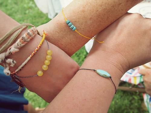 the Bracelet Triplets