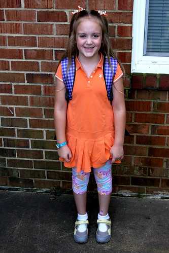 Butterfly first day 2 1st grade