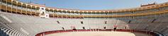 Plaza de Toros de Las Ventas (hoszi) Tags: madrid plaza las panorama canon spain bull ring arena toros bullring bullfighting ventas spanyolorszg 450d canon450d